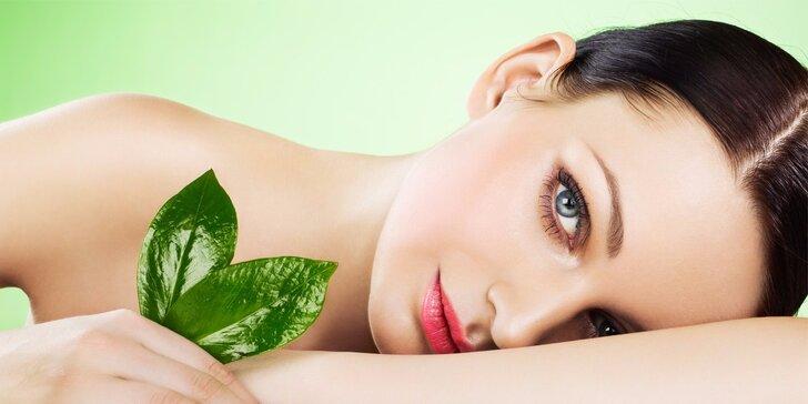 Kosmetické ošetření pleti - nechte svou pleť hýčkat a dopřejte jí maximální péči