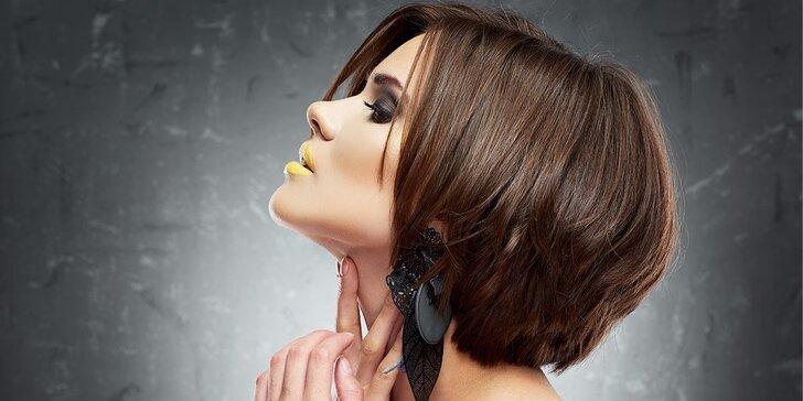 Dopřejte sobě či svým blízkým péči a střih pro krásné vlasy