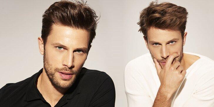 Den pro moderního muže: Střih, holení, manikúra a další péče pro pány