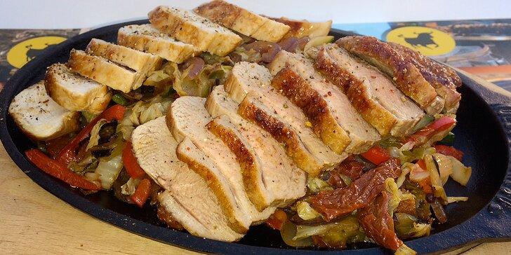 Španělsko na talíři: tříchodové vánoční menu pro 2 osoby v Españole