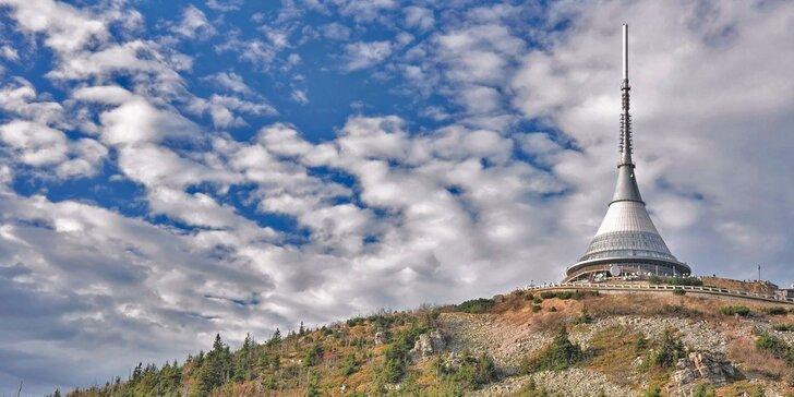 Pohodová dovolená v Jizerských horách: Chutná polopenze i možnost aquaparku