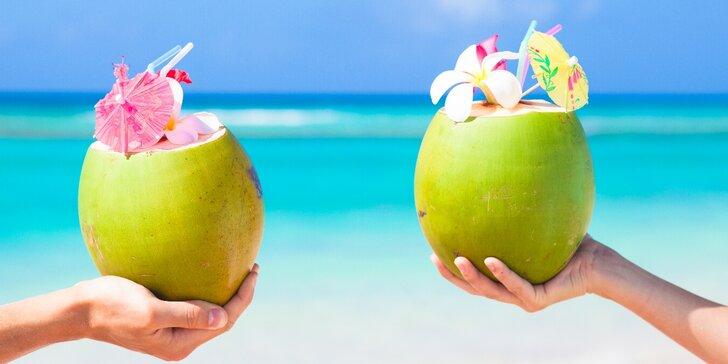 Mladý kokos a Crema di Melone, Banana nebo Pistacchio