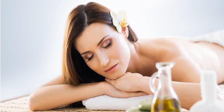Breussova metoda a uvolňující masáž šíje, ramen a zad