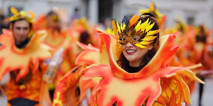 Vydejte se autobusem do chorvatské Rijeky na největší masopustní karneval