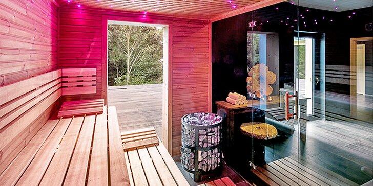 Podzimní nebo jarní dovolená s wellness v Harrachově s ubytováním ve 4* hotelu