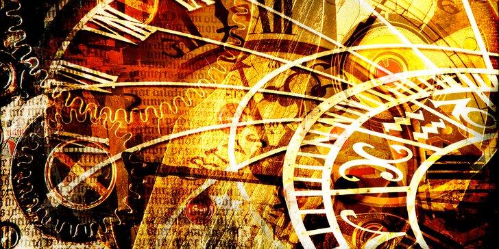 Za hranice všedních dnů se strojem času: napínavá úniková hra