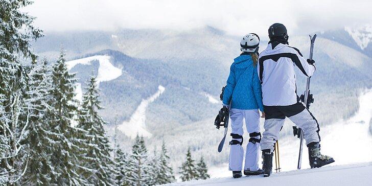Zimní lyžovačka i jarní turistika v Krkonoších: Snídaně i sleva na wellness