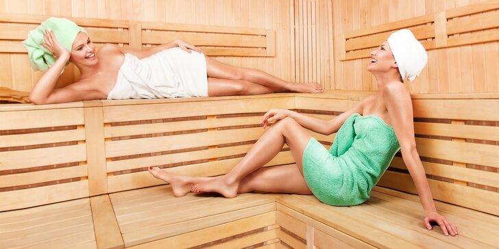 Božské hýčkání v Bodiz Spa pro páreček pohodářů - kosmetika, zábal a sauna