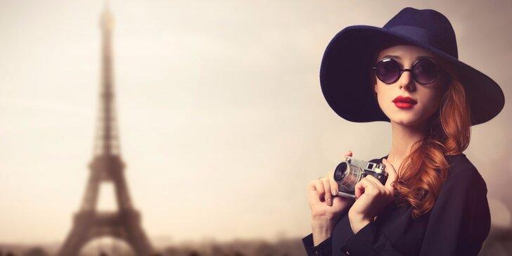 Denní kurz praktického fotografování přímo v Paříži