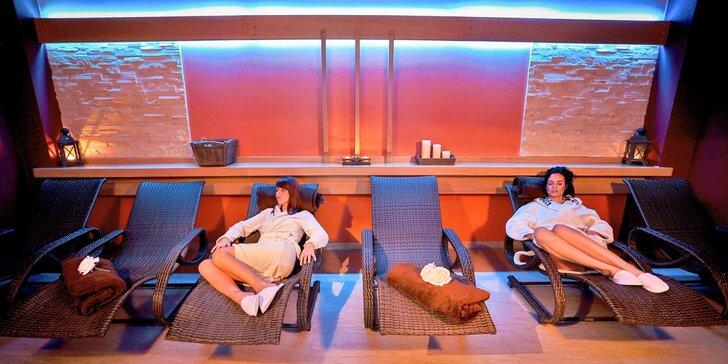 Božská relaxace pro 2 v historickém Táboře: Neomezený wellness i gastro zážitky