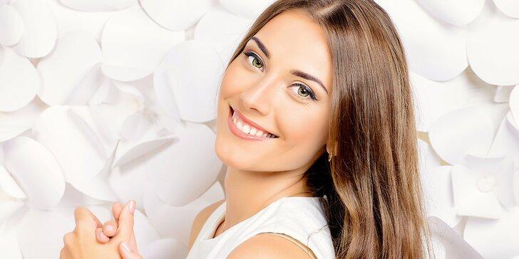 Dokonalá péče o pleť včetně vyhlazení vrásek diamantovou mikrodermabrazí