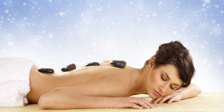 Uvolňující 60minutová masáž dle vlastního výběru