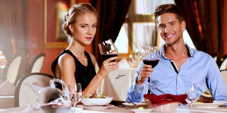 Dárkový poukaz na konzumaci v restauraci Arigone v hodnotě 500 Kč