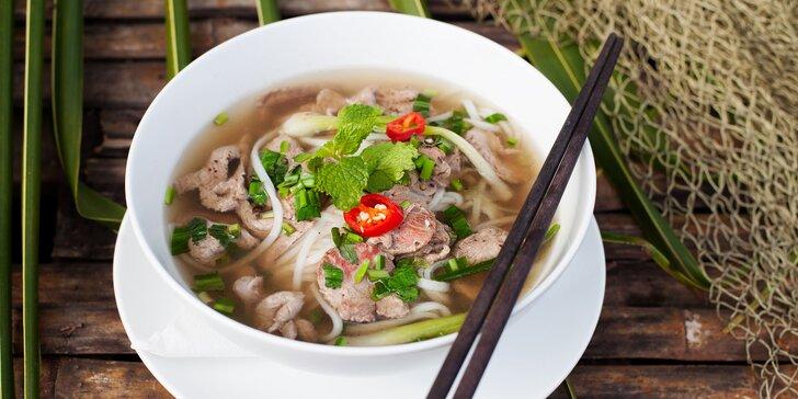 Staňte se polévkovým mistrem: 4hodinový kurz vaření