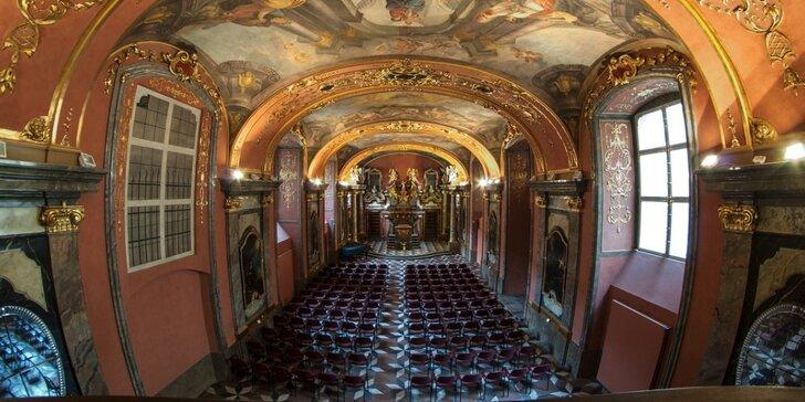 Vánoční gala koncert v Zrcadlové kapli Klementina