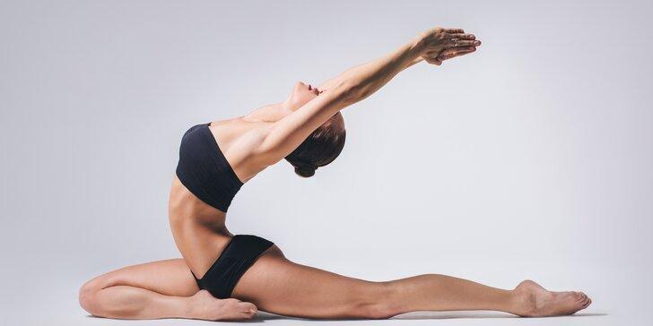 Dvě libovolné lekce jógy či pilates v YOGAPLANET