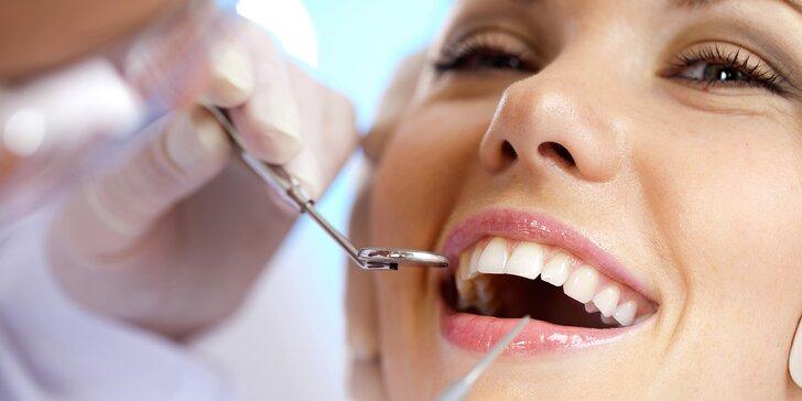 Důkladná dentální hygiena pro zdravý úsměv a dobrý pocit