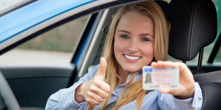 Rezervace na kurz pro získání řidičského průkazu skupiny B v Autoškole Pohoda