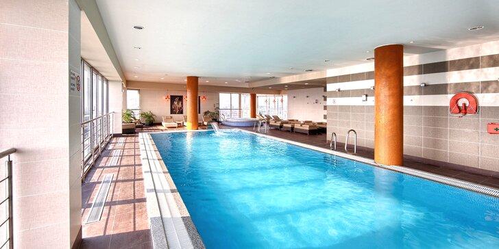 Silvestrovský pobyt v luxusním hotelu HOLIDAY INN Žilina****
