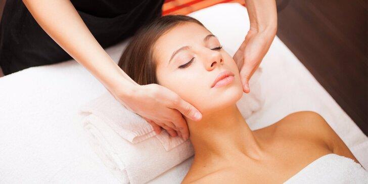 120 minut detoxikace organizmu pomocí manuální lymfatické masáže