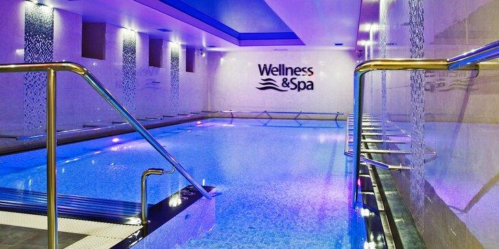 Wellness pobyt s polopenzí a procedurami v Karlových Varech pro 1 i 2 osoby