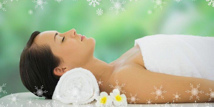 Relaxační masáže pro unavené tělo a mysl