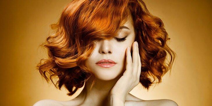 Kadeřnický balíček včetně regeneračního zábalu pro zdravé vlasy
