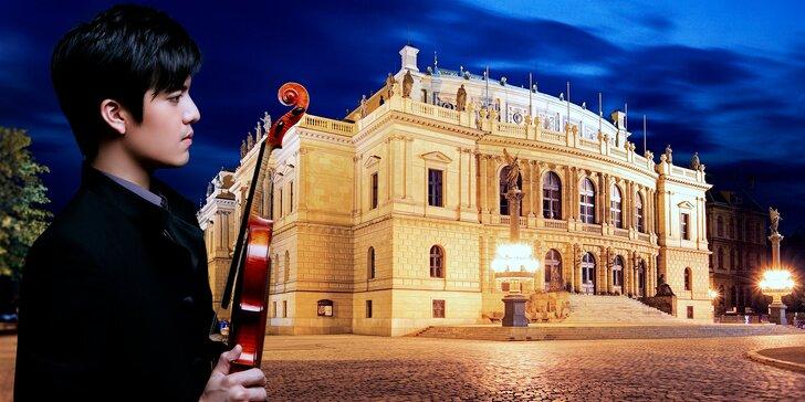 Potěšte milovníka vážné hudby: Novoroční galakoncert v Rudolfinu pro 1 osobu