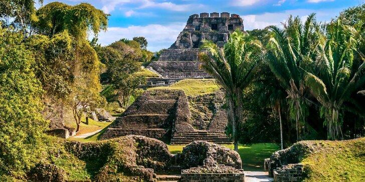 Hurá za exotikou: Záloha na nabitý zájezd do Mexika, Guatemaly a Belize