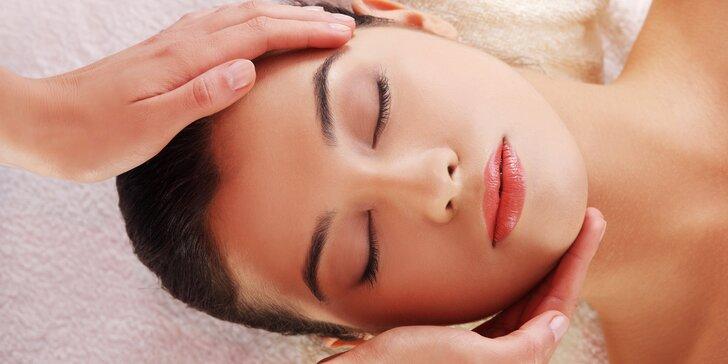 Kosmetické ošetření ultrazvukovou špachtlí vč. barvení obočí a řas