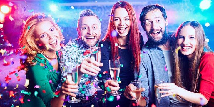 Firemní nebo soukromá párty s rautem a možností ubytování v Máchově kraji