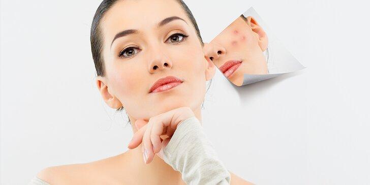 Vydejte se na cestu za dokonalou tváří - kosmetické ošetření pro aknózní pleť