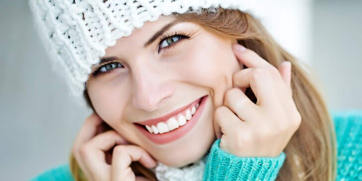 Oslnivý úsměv: Profesionální dentální hygiena s možností Air-Flow