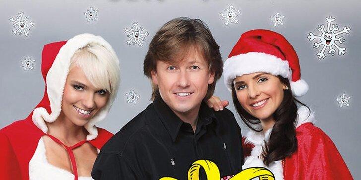 """Vstup na """"Kouzelné Vánoce aneb já nejsem Ježíšek ale Kožíšek!"""""""