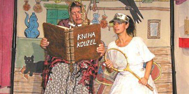 Vstupenky na představení: Jak princezna Máňa zachraňovala Martina z pekla