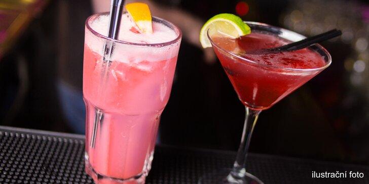Připomeňte si chuť léta: 2 lahodné originální koktejly v centru Brna