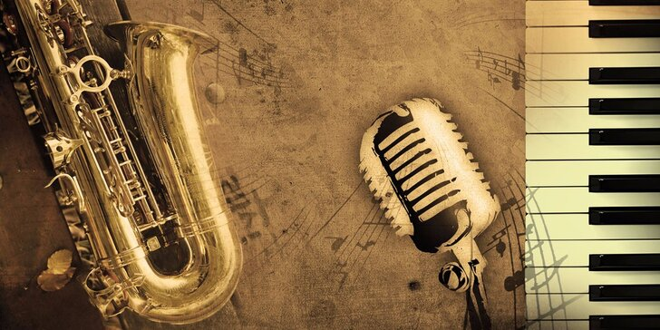 Jazzové vánoce: Vstupenka na festival skupiny Steamboat Stompers