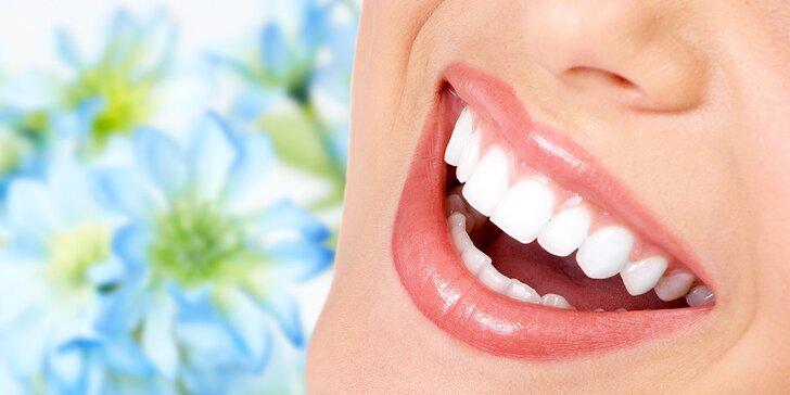 Šetrné a účinné laserové zesvětlení zubů Star White bez peroxidu