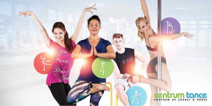 Protančete se ke krásné figuře - 10 libovolných lekcí cvičení a tance