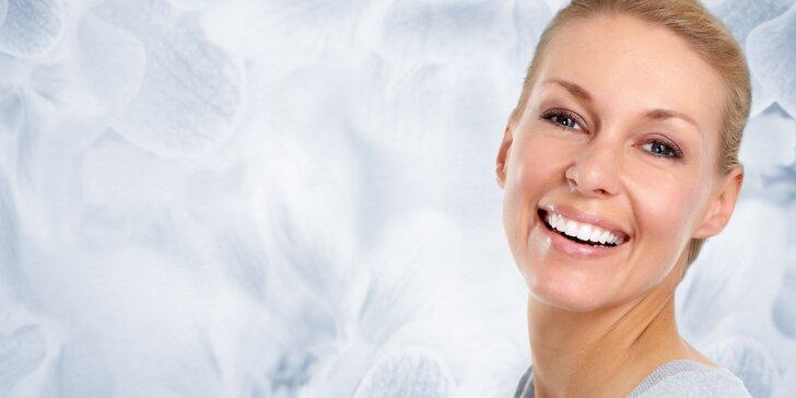 90minutové vitalizující kosmetické ošetření pleti