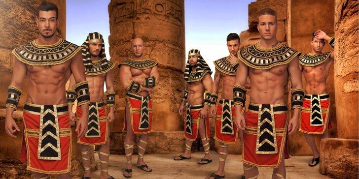Dámy, pozor: Nejlepší pánská striptýzová skupina Evropy tančí jen pro vás