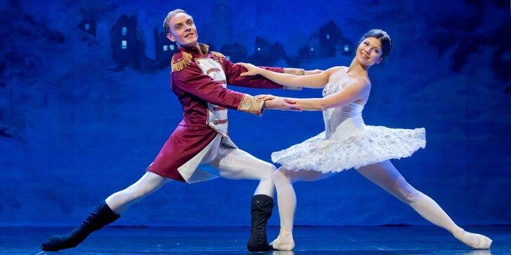 Baletní představení Louskáček – krásná klasika s vánočním příběhem