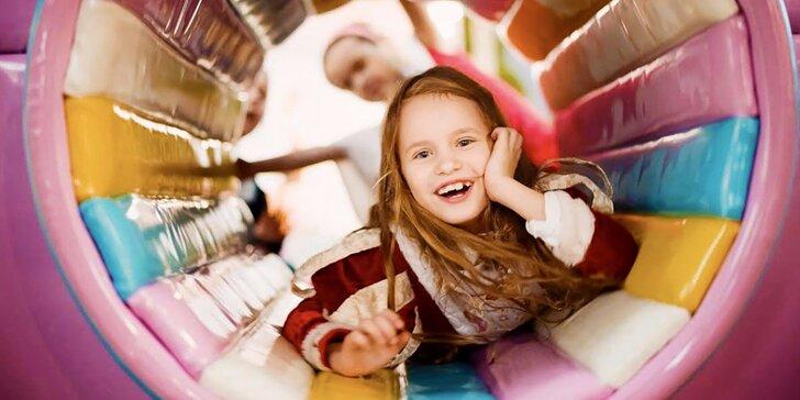 Zábava pro děti a relax pro mamky: Vstupy do hlídaného dětského koutku