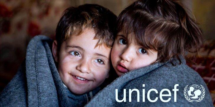 Staňte se hrdinou: Podpořte děti v nouzi dárkem, který zachraňuje životy