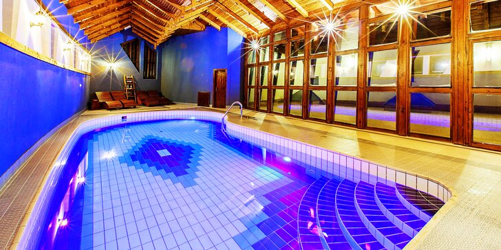 Královská relaxace: Jedinečný wellness pobyt v historickém hotelu Bankov****