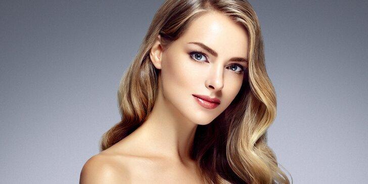 Regenerační a omlazující péče o pleť včetně masáže obličeje, krku a dekoltu