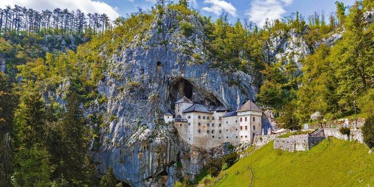 Dovolená ve Slovinsku: 2 nebo 3 noci u Postojne vč. polopenze a slev na aktivity