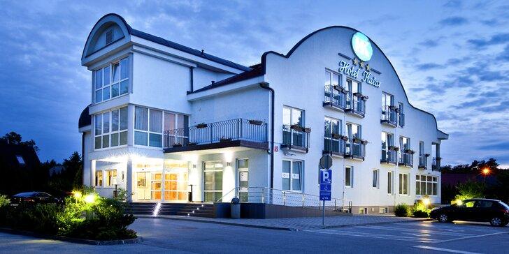 Parádní Slovinsko: 2 nebo 3 noci se saunou a snídaní + dítě do 4,99 let zdarma