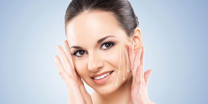 Hodinové hloubkové čistění pleti včetně botoxového efektu
