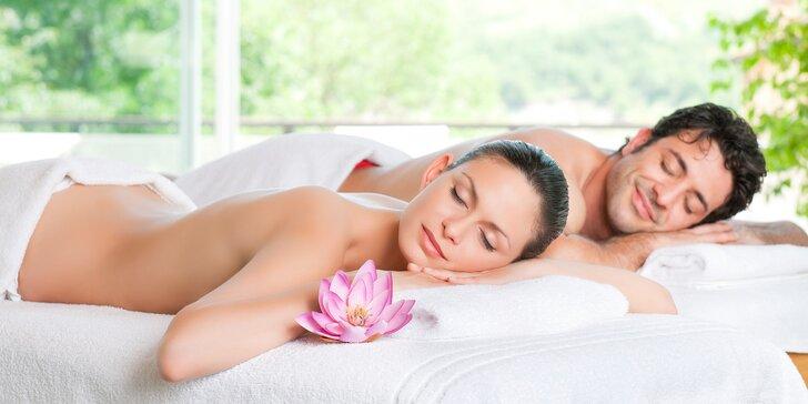 Relax v Janských Lázních – ošetření mořskou řasou vč. masáže, zábalu i infrasauny